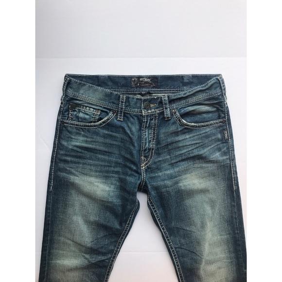 2b3b31da Silver Jeans Jeans | Mens Size 34 X 32 | Poshmark